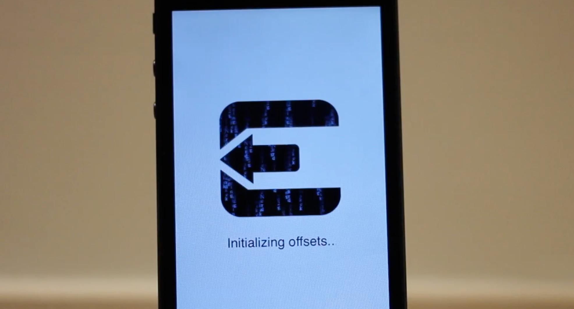 evasi0n initializing offsets