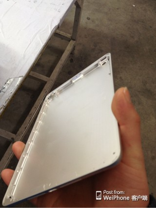 iPad mini 2 rear shell (WeiPhone 002)