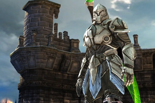 infinity blade ss
