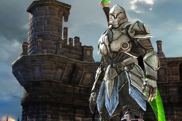 infinity blade ss