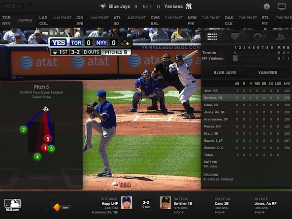 mlb at bat ipad