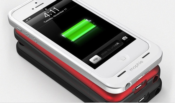 mophie air iphone 5