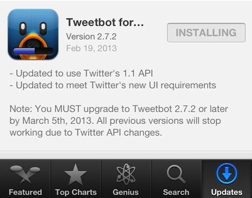 tweetbot update 2-7-2
