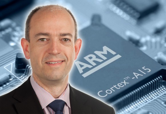 ARM Simon Segars
