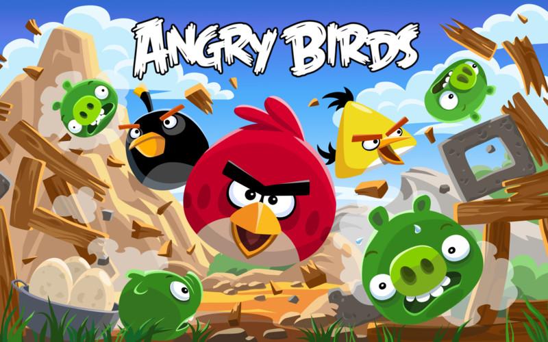 Angry Birds for iOS (teaser 003)