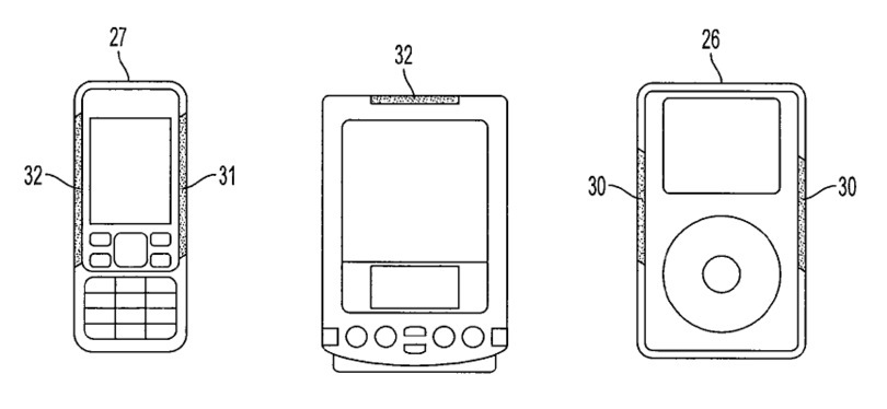 Apple patent 8390481 (drawing 001)