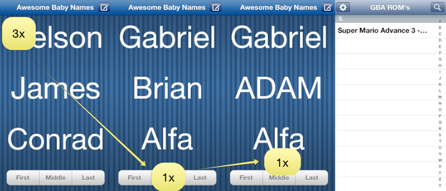 Awesome Baby Names emulator unlock