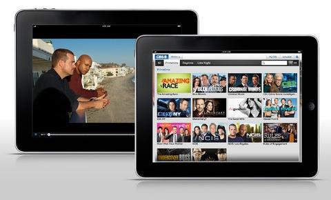 CBS 1.0 for iOS (iPad screenshot 001)