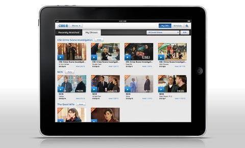 CBS 1.0 for iOS (iPad screenshot 002)