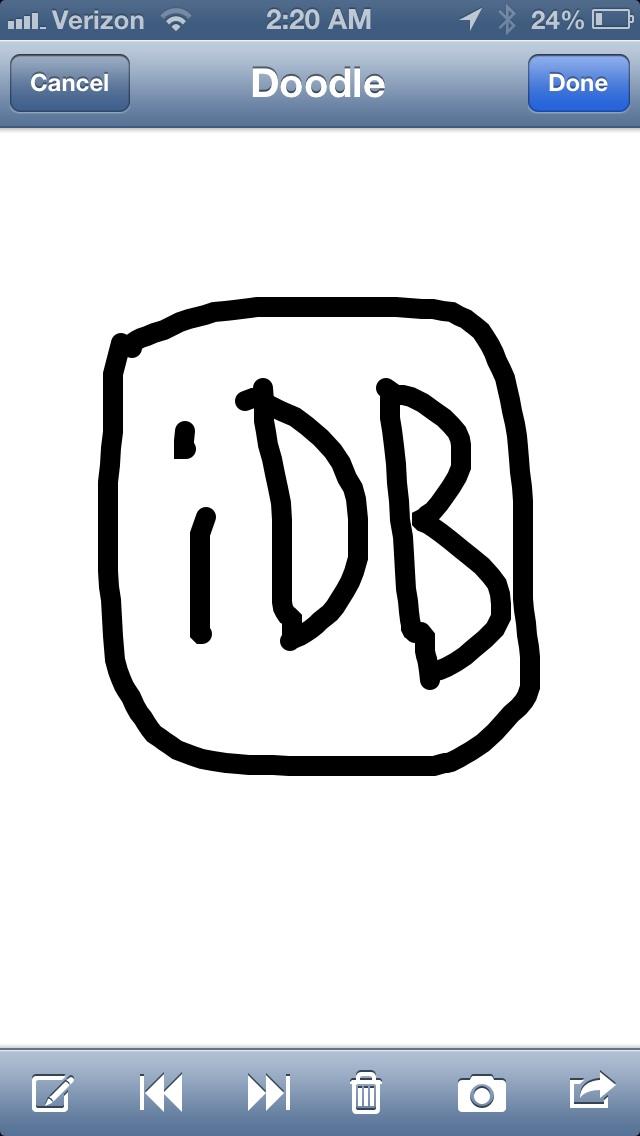Doodle Message 02