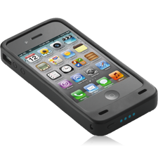 Energizer Qi case for iPhone