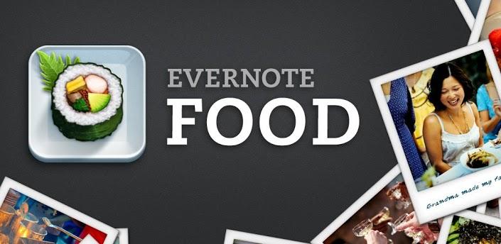 Evernote Food (teaser 001)