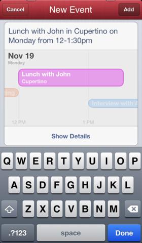 Fantastical 1.1 for iOS (iPhone screenshot 003)