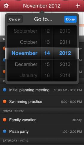 Fantastical 1.1 for iOS (iPhone screenshot 004)