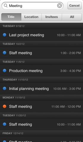Fantastical 1.1 for iOS (iPhone screenshot 005)