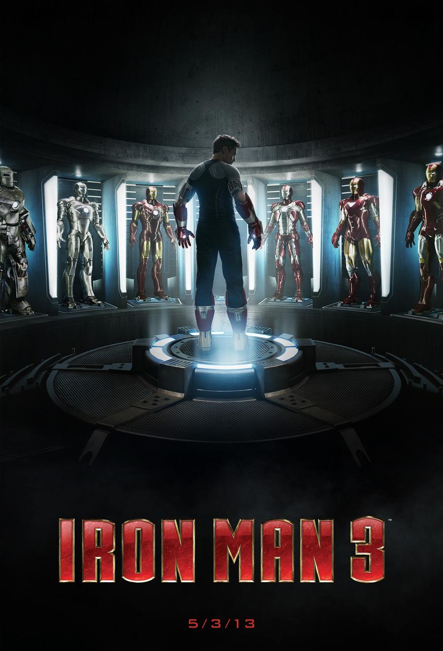 Iron Man 3 teaser
