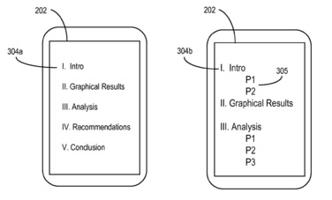 Microsoft pinch zoom patent