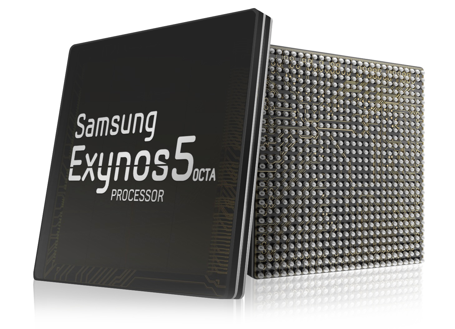 Samsung Exynos Octa 5 (two up)