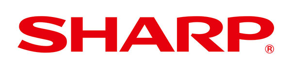 Sharp logo (medium)