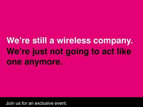 T-Mobile March 26 presser