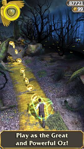 Temple Run Oz for iOS (iPhone screenshot 005)