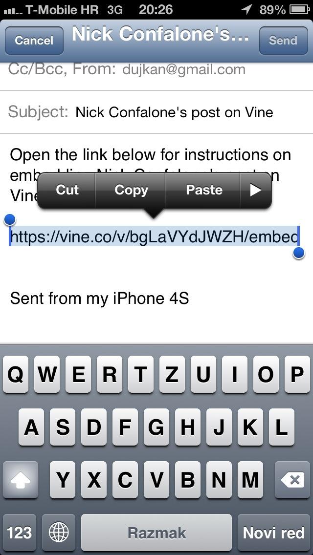 Vine 1.0.7 (embedding 003)