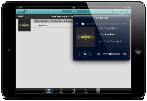 Wireless Plus Music