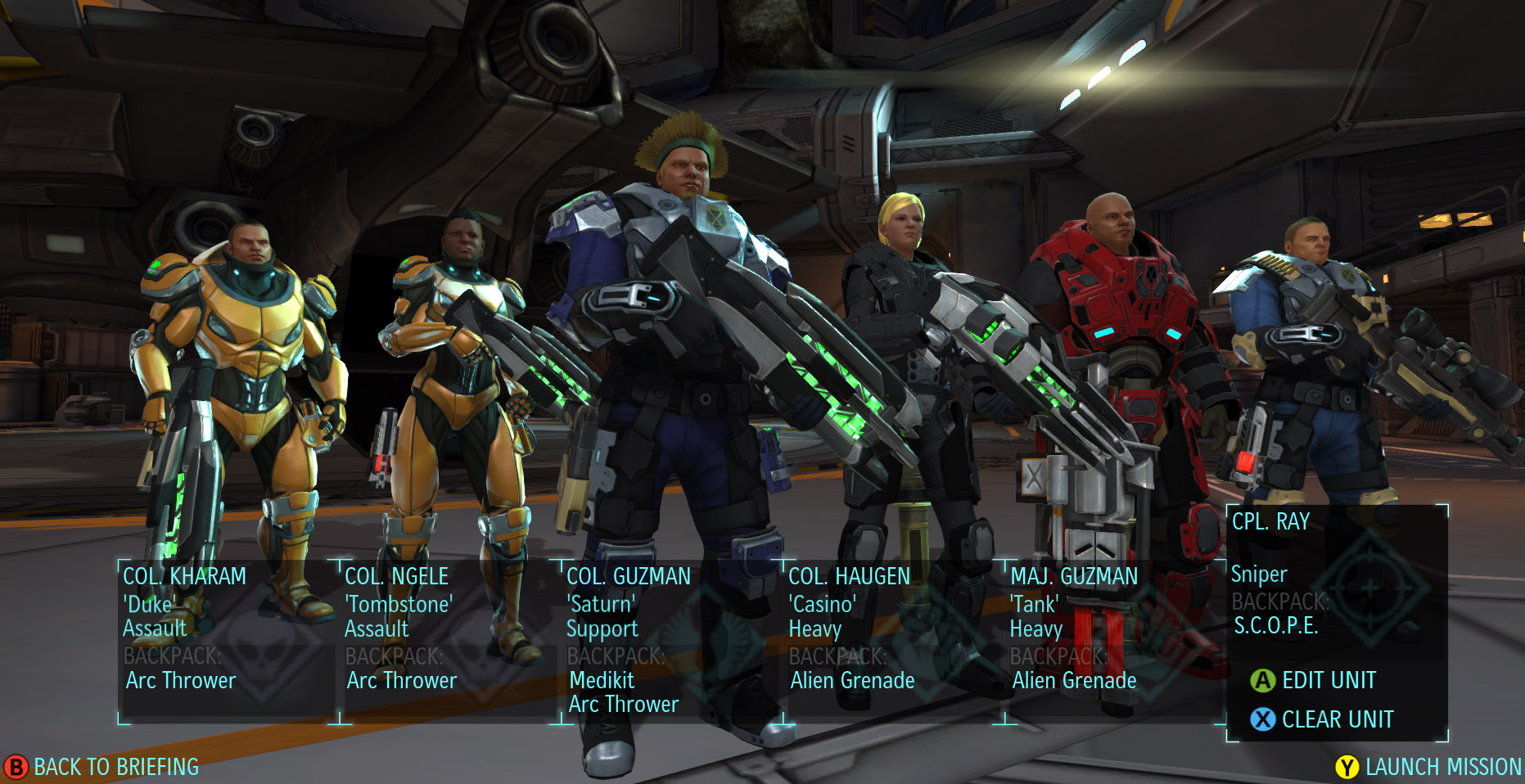 XCOM Enemy Unknown (Windows screenshot 002)