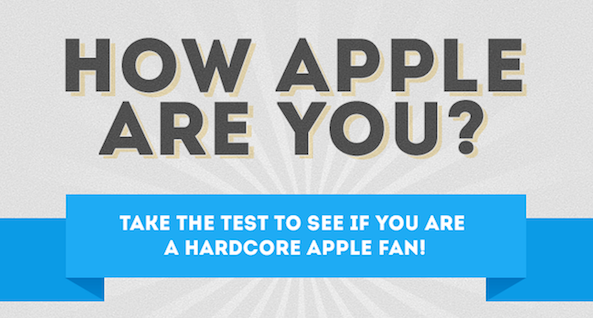 how apple are you banner
