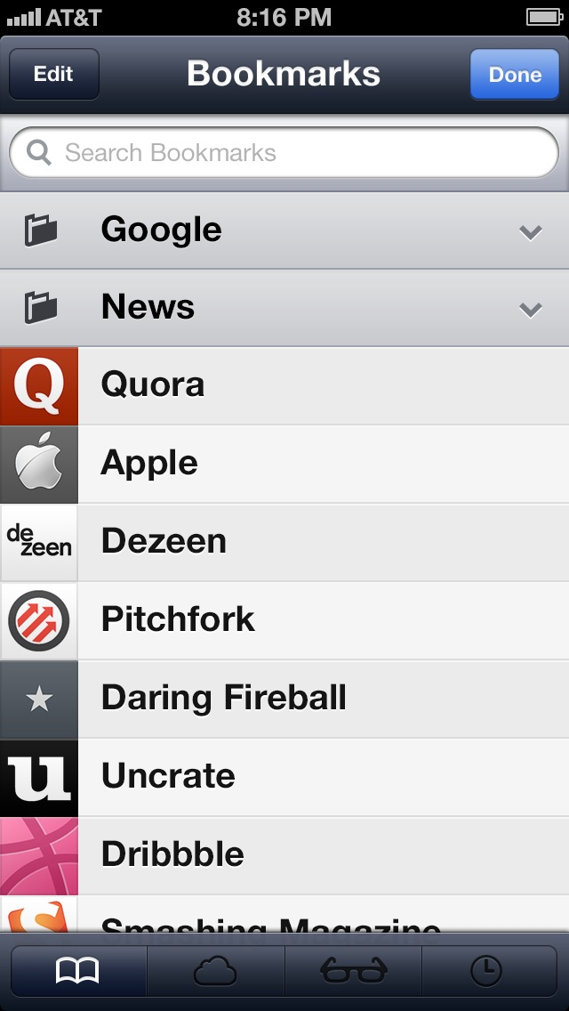 iOS 7 Safari concept (Brent Caswell, image 003)