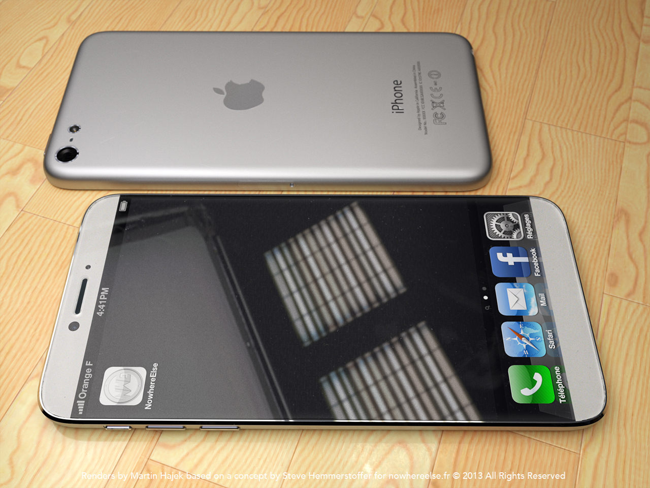 iPhone 6 mockup (Martin Hajek 008)
