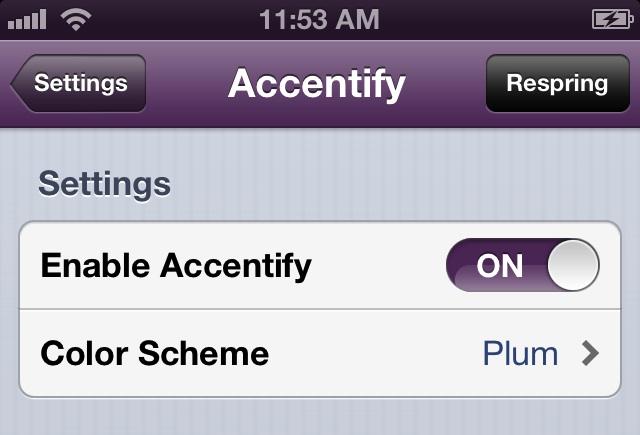 Accentify