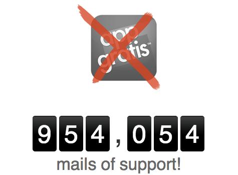 AppGratis petition 20130418