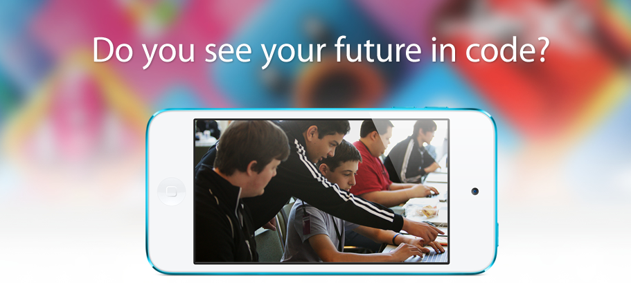 Apple WWDC 2013 Student Scholarship