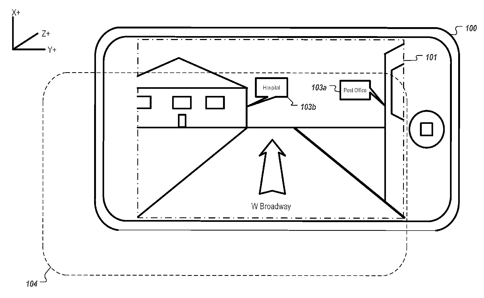 Apple patent (Street View 001)