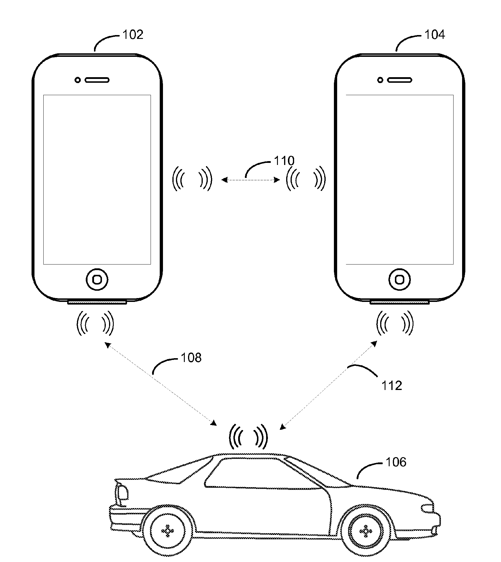 Apple patent (car unlocking 003)