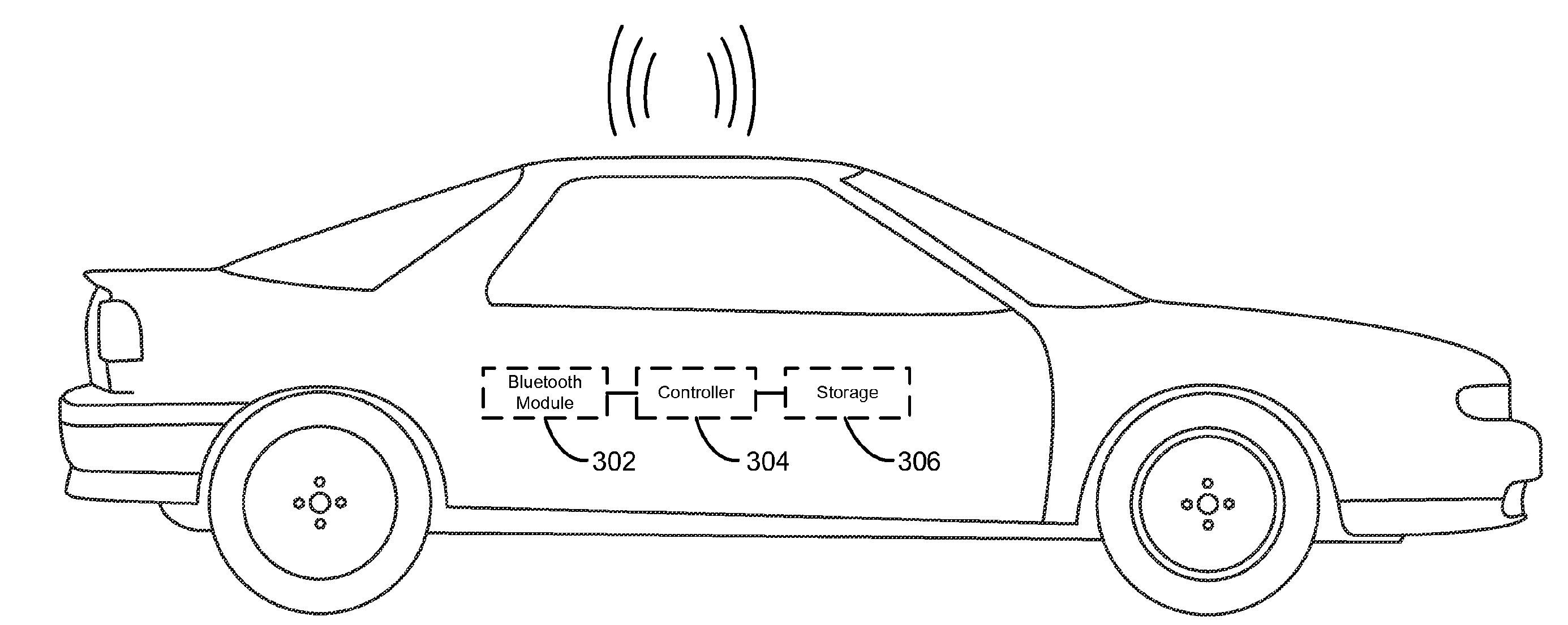 Apple patent (car unlocking 004)