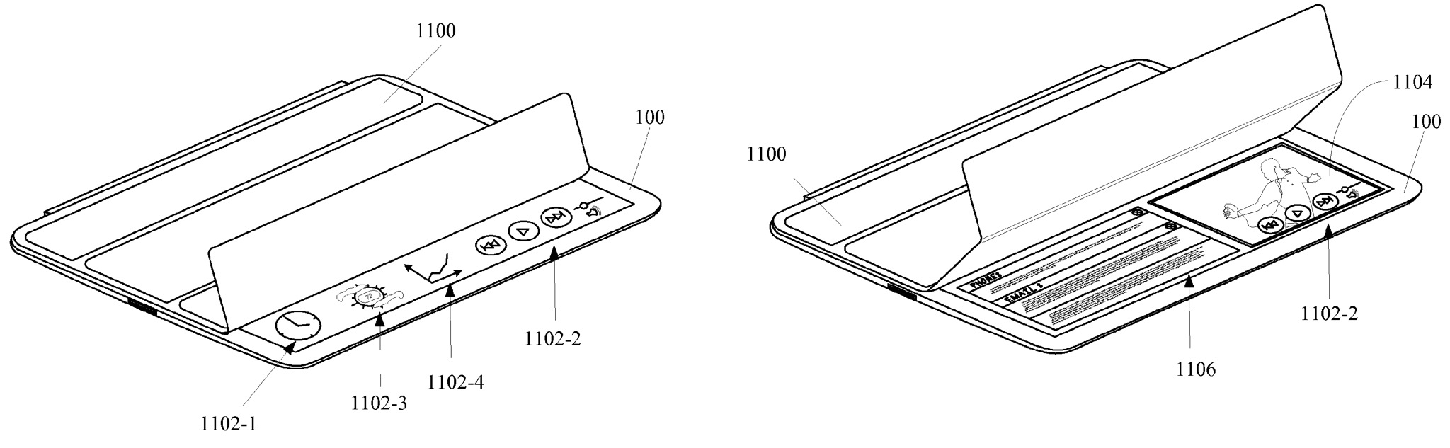 Apple seethrough Smart Cover patent (drawing 001)