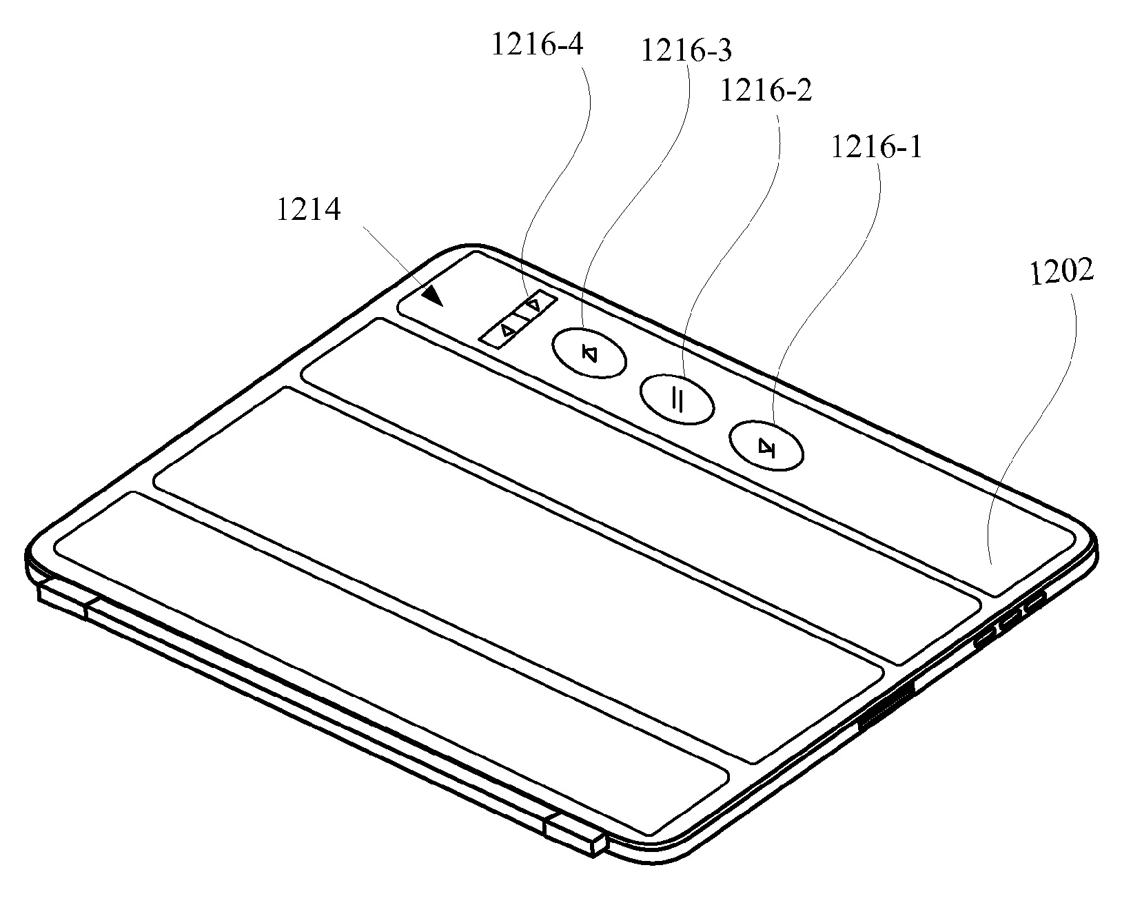 Apple seethrough Smart Cover patent (drawing 002)