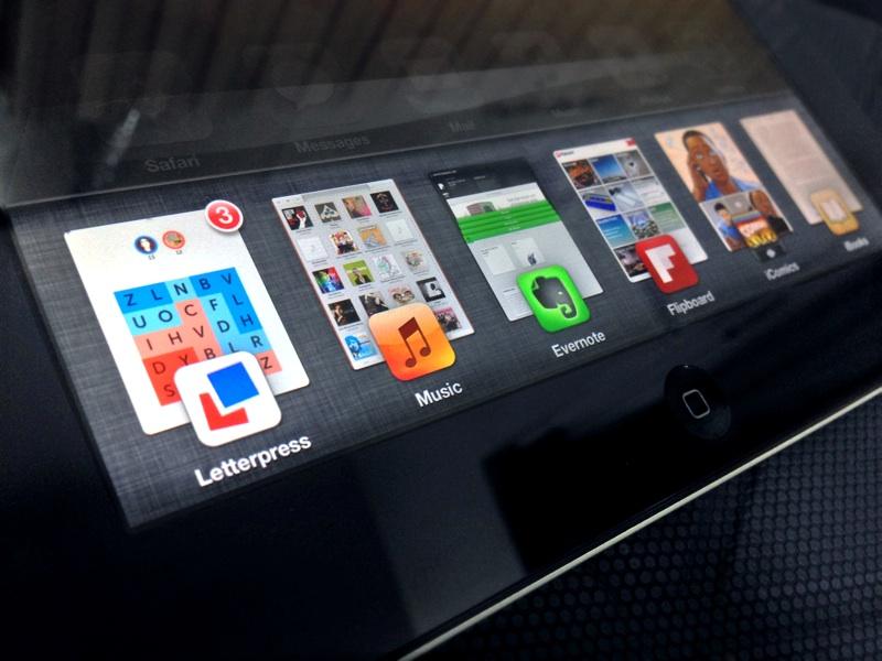 Auxo iPad iDB