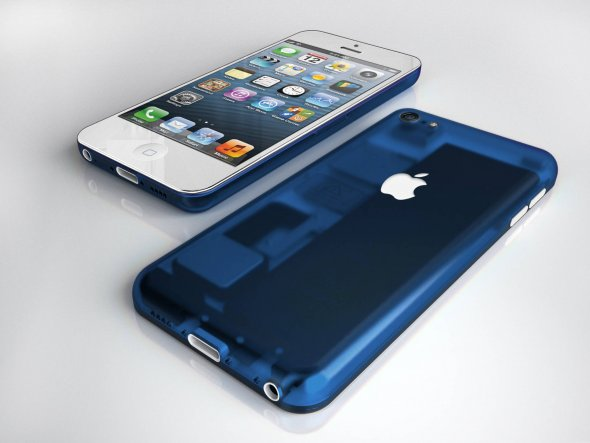 Budget iPhone (Nickolay Lamm and Matteo Gianni concept 002)