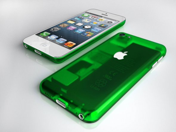 Budget iPhone (Nickolay Lamm and Matteo Gianni concept 003)