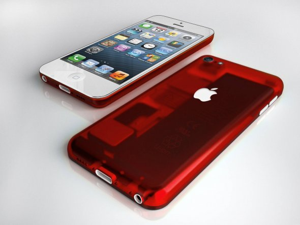 Budget iPhone (Nickolay Lamm and Matteo Gianni concept 004)