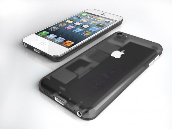 Budget iPhone (Nickolay Lamm and Matteo Gianni concept 005)