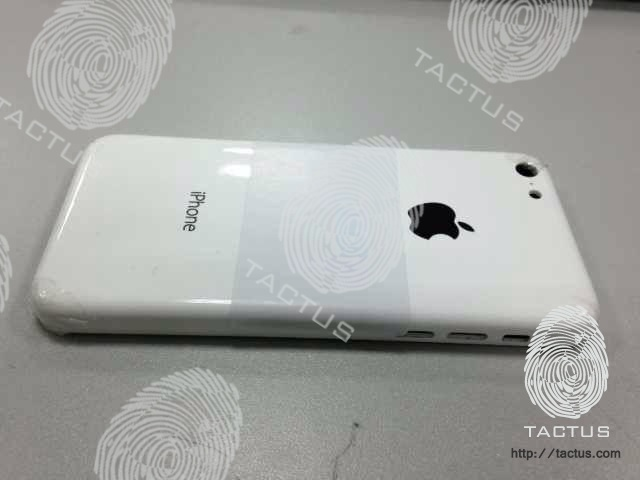 Budget iPhone plastic schell (Tactus 001)