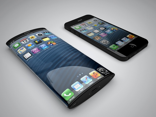 Curved glass iPhone (Nickolay Lamm, Matteo Gianni 001)