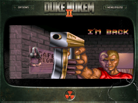 Duke Nukem II 1.0 for iOS (iPad screenshot 001)