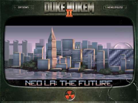 Duke Nukem II 1.0 for iOS (iPad screenshot 004)