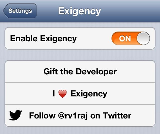 Exigency 02