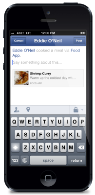 Facebook SDK 3.5 (native sharing)